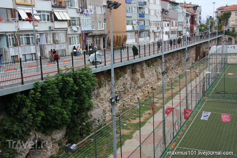 Цистерны Константинополя / Турция