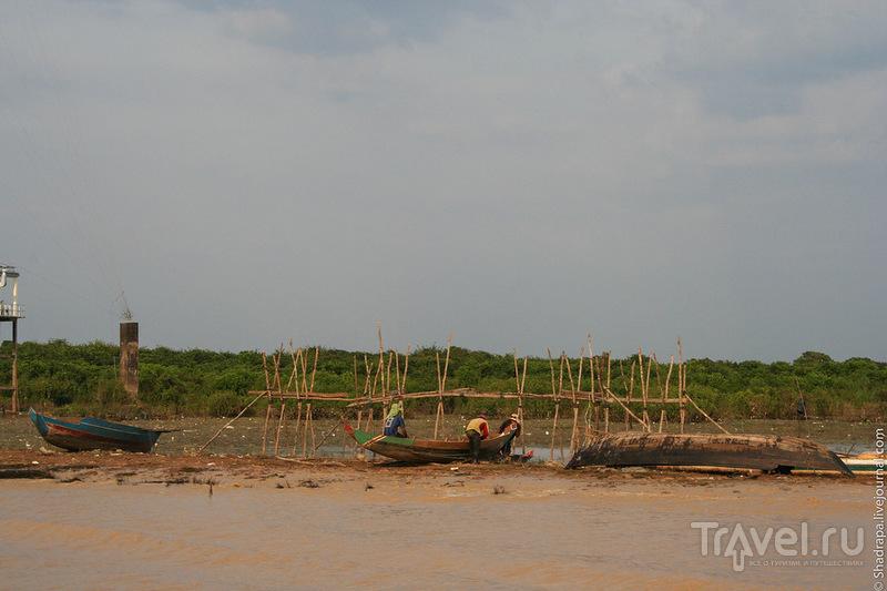 Тонлесап, Камбоджа / Фото из Камбоджи