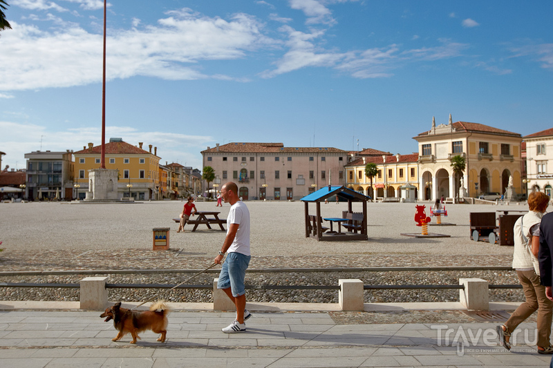 Пальманова: несбывшиеся мечты идеального города / Фото из Италии