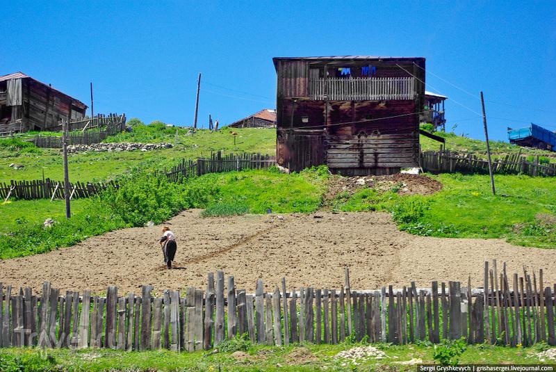 Трансаджарская трасса - из Ахалцихе в Батуми / Грузия