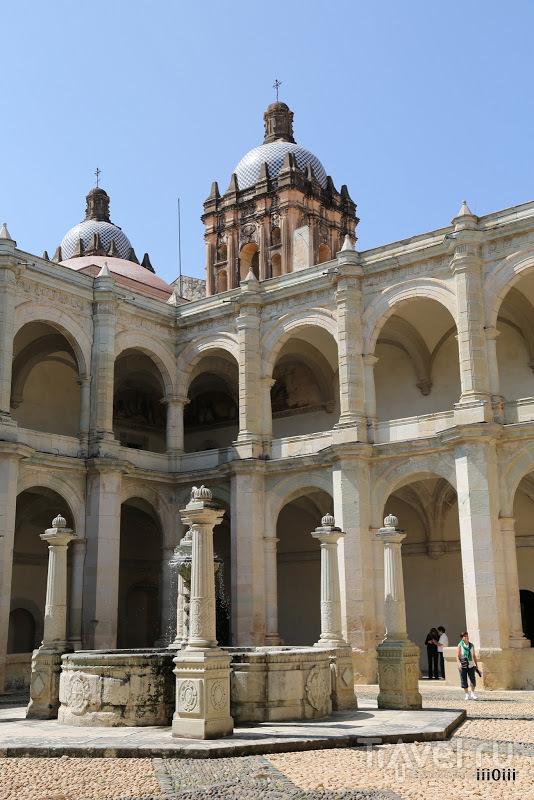 Музей культур Оахаки, Мексика / Фото из Мексики