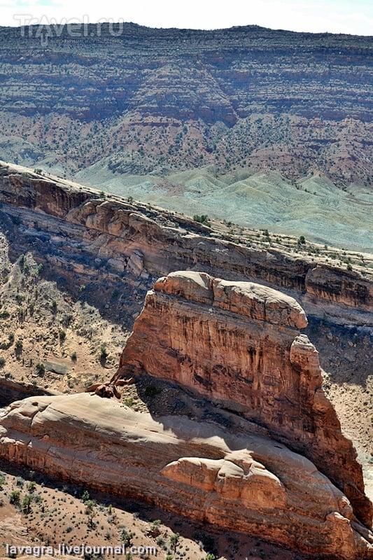 Национальный парк Арки - в мастерской Бога / США