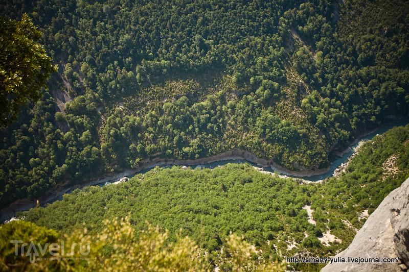 Прованс: Вердонское ущелье! / Франция