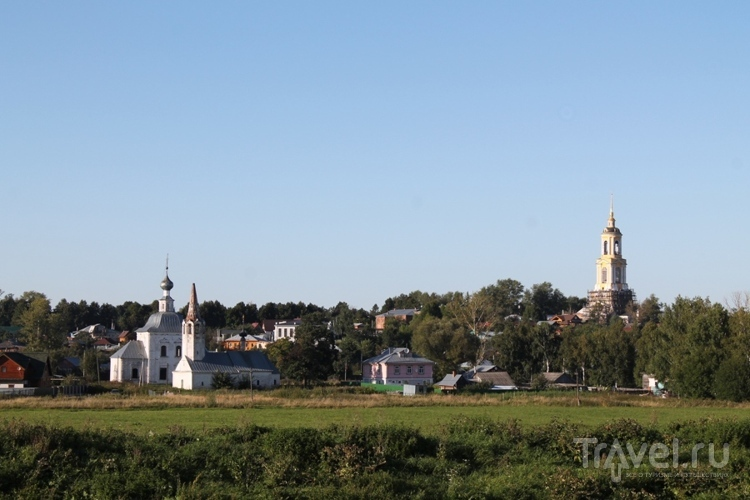 В городе Суздаль, Россия / Фото из России