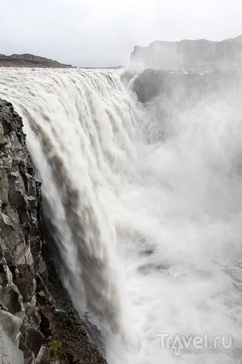 В национальном парке Jökulsárgljúfur, Исландия / Фото из Исландии