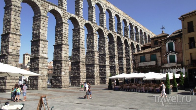 Прогулки по Сеговии (Segovia) / Испания