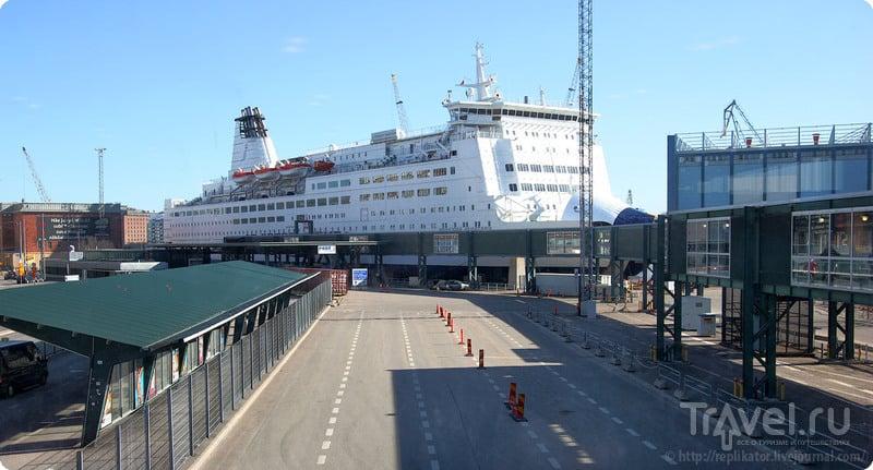"""Корабль """"Принцесса Анастасия"""" в Хельсинки, Финляндия / Фото из Финляндии"""