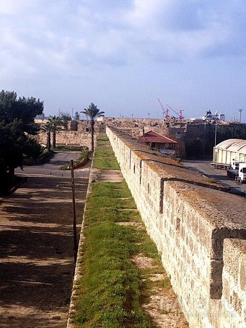 Крепостные стены Фамагусты / Кипр