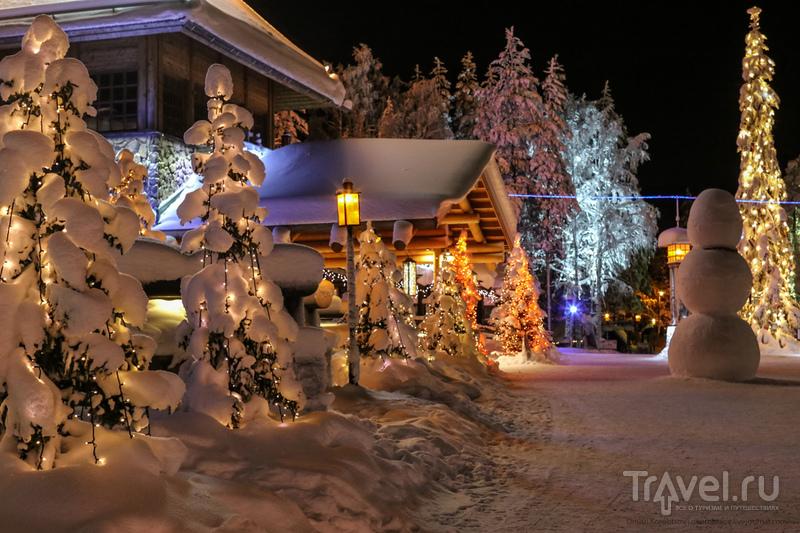 Деревня Санта Клауса, Лапландия