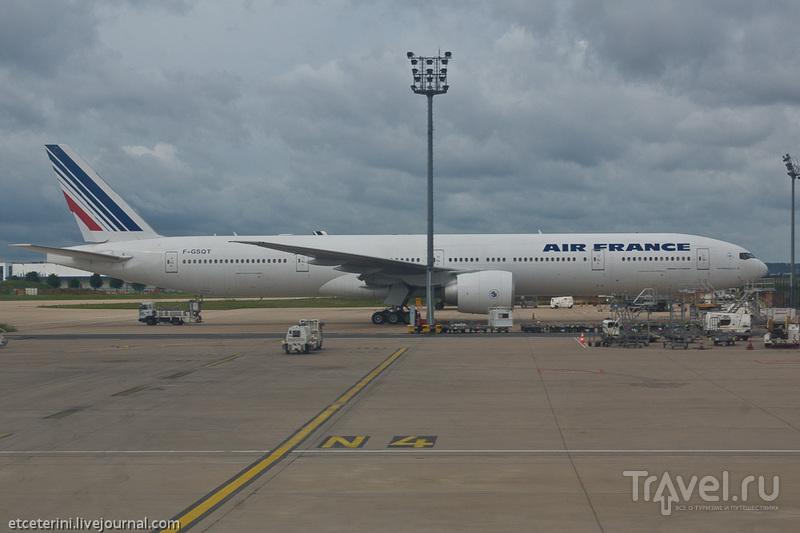 Париж. Аэропорт Орли
