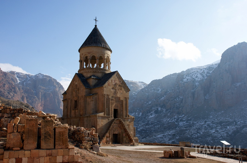 Монастырь Нораванк / Армения