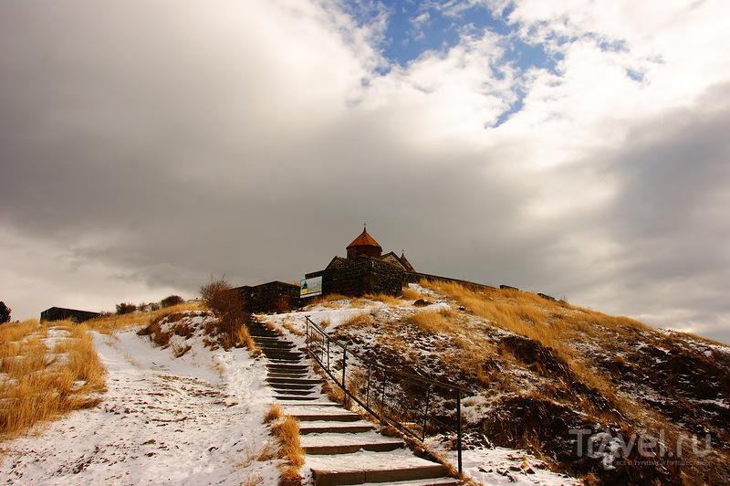 Монастырь Севанаванк / Армения