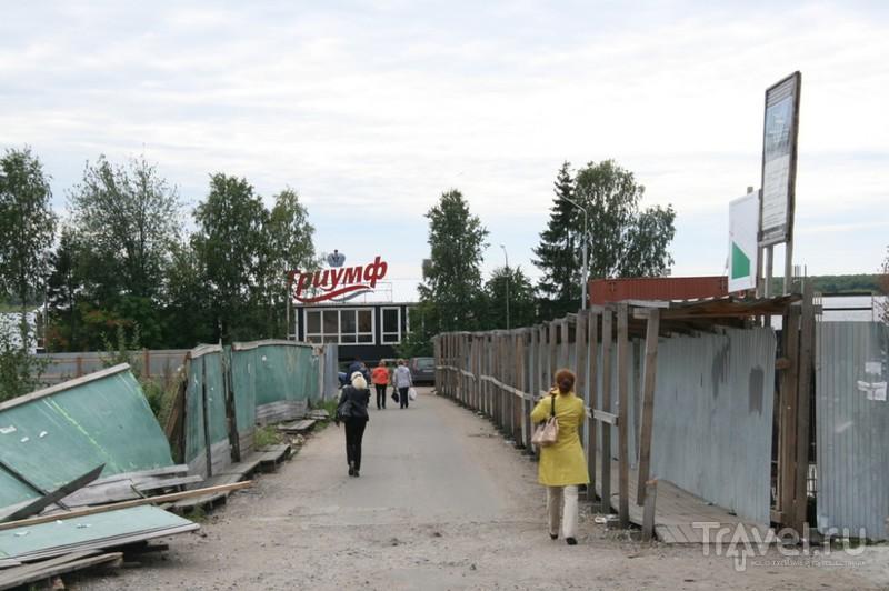 Архангельск: эскиз тьмы и света / Россия