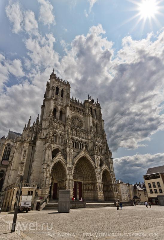 Амьенский собор, Франция / Фото из Франции