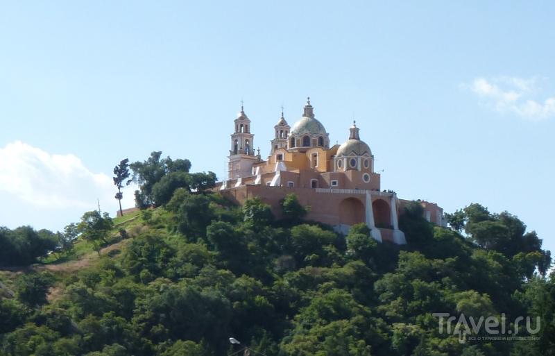 Чолула - город, который понравился бы моей бабушке / Мексика