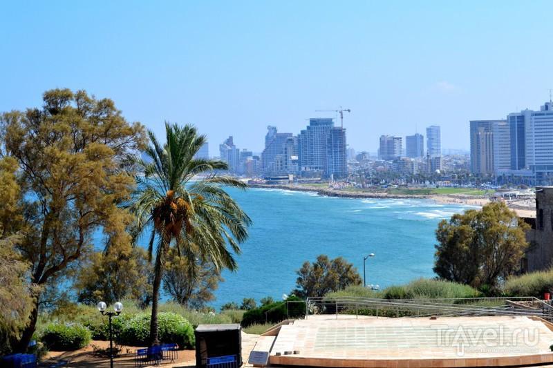 Яффо - здесь воскресают мифы и рождаются легенды / Израиль