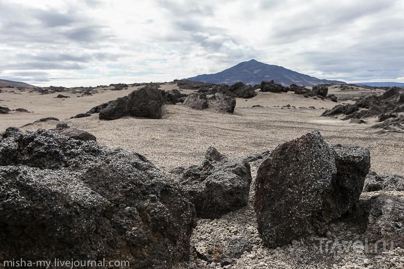 У вулкана Аскья, Исландия / Фото из Исландии