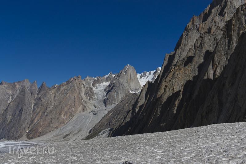 Пакистан. Ледник Charakusa / Фото из Пакистана