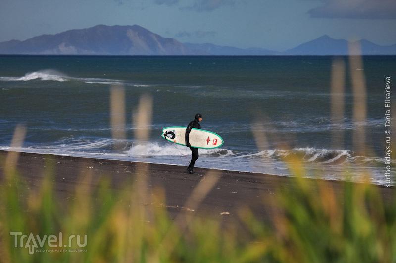 Камчатка. Дорога и первый серфинг / Россия