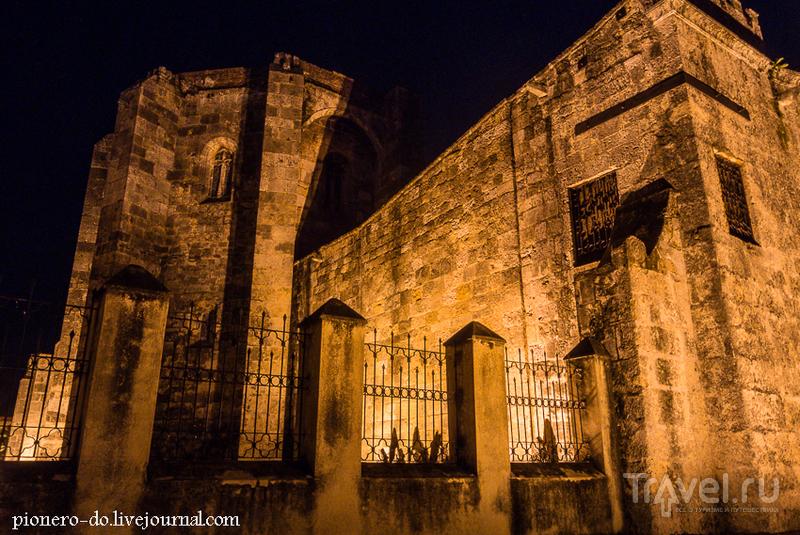 Санто-Доминго, колыбель американской цивилизации / Фото из Доминиканской Республики