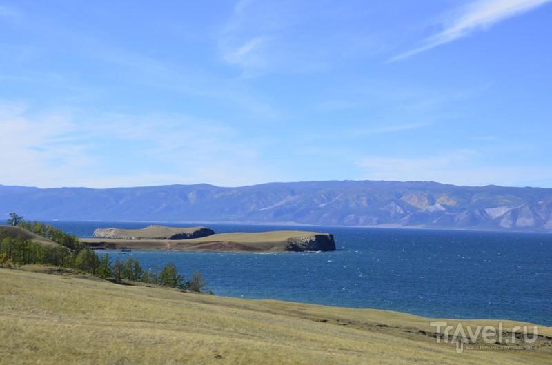 Путешествие на остров Ольхон озера Байкал / Россия