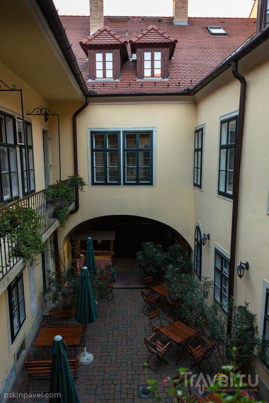Гостиница Wollner в Шопроне, Венгрия / Фото из Венгрии