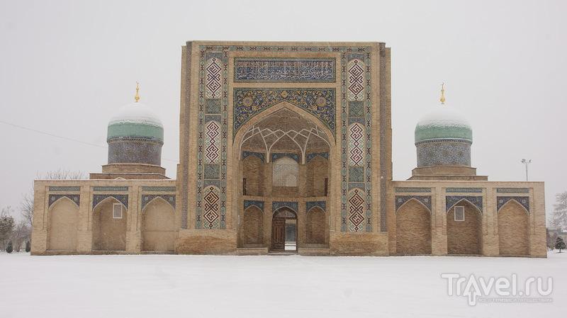 В городе Ташкент, Узбекистан / Фото из Узбекистана