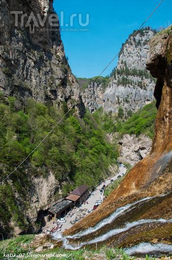 Чегемские водопады / Россия