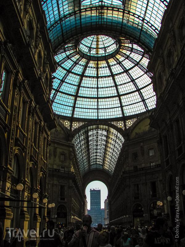 Милан - город истории, архитектуры и моды / Италия