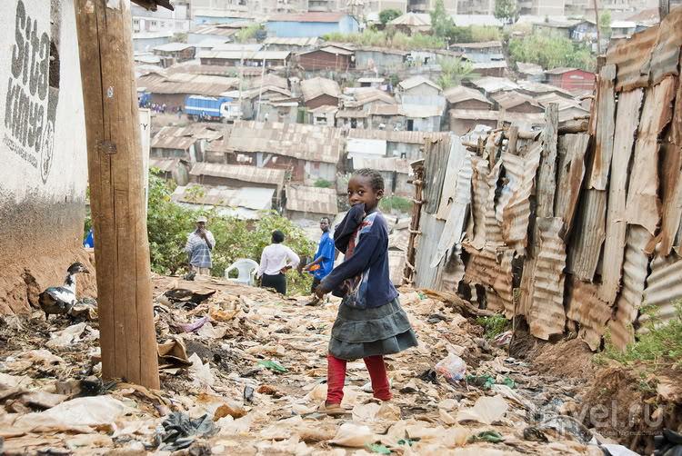 Кибера, Кения / Фото из Кении
