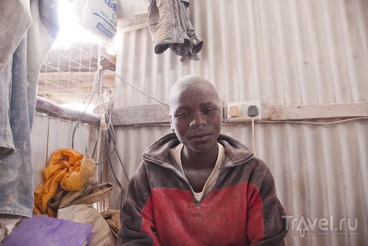 Кибера / Фото из Кении