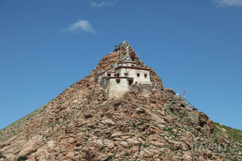 На Тибете, Китай / Фото из Китая