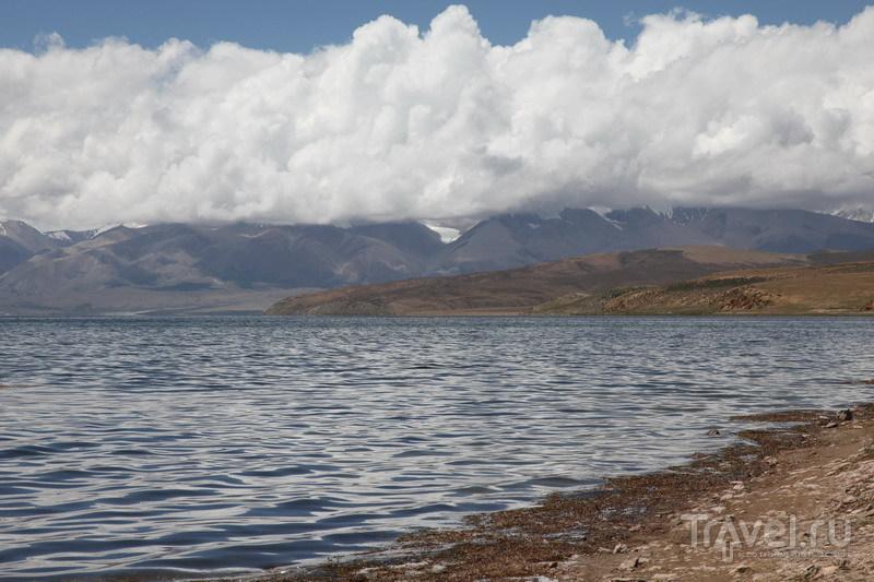 Озеро Манасаровар, Китай / Фото из Китая