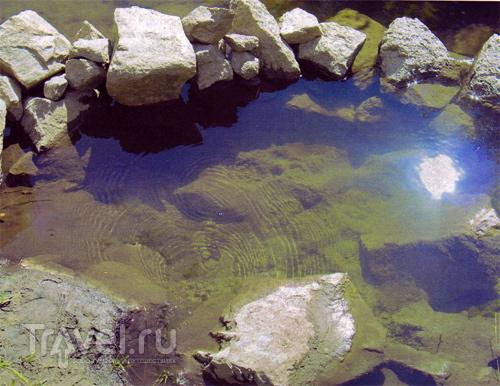 Целебные воды Прибайкалья