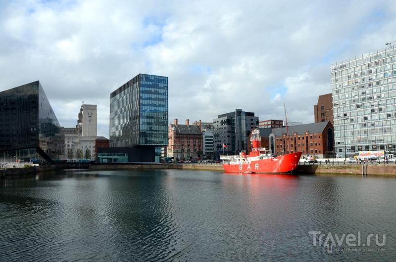 Выходные в Ливерпуле: истерия шестидесятых и история международного порта / Фото из Великобритании