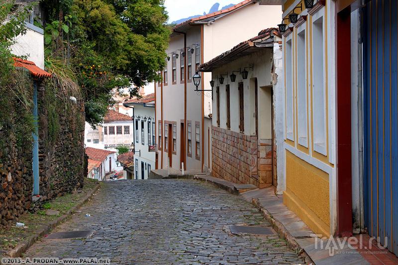 Ору-Прету: Бразильско-португальское колониальное прошлое / Фото из Бразилии