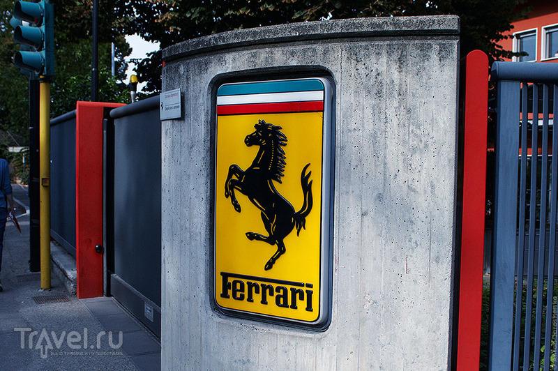 Большое Итальянское Путешествие: Маранелло, Ferrari / Италия