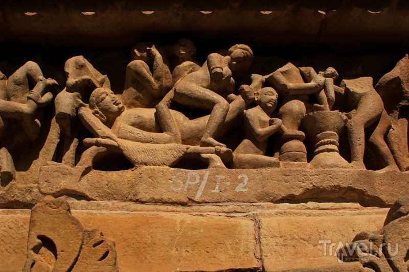 Храмы Каджурахо / Индия