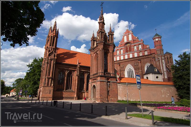 Вильнюс. Старый город и Ужупис / Фото из Литвы