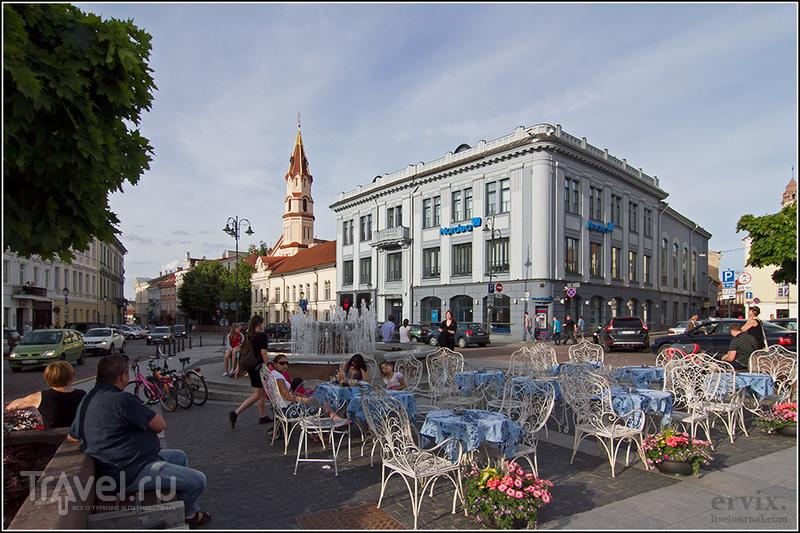 фото вильнюса старый город