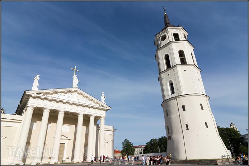 Кафедральный Собор Святого Станислава в Вильнюсе, Литва / Фото из Литвы