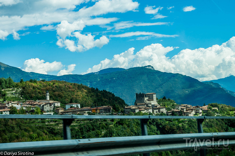 В регионе Трентино, Италия / Фото из Италии