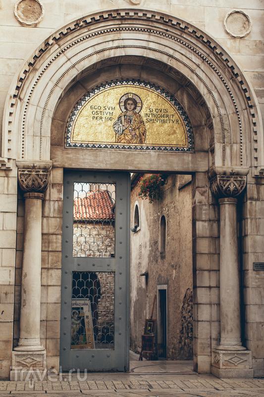 Евфразиева базилика в Порече, Хорватия / Фото из Хорватии