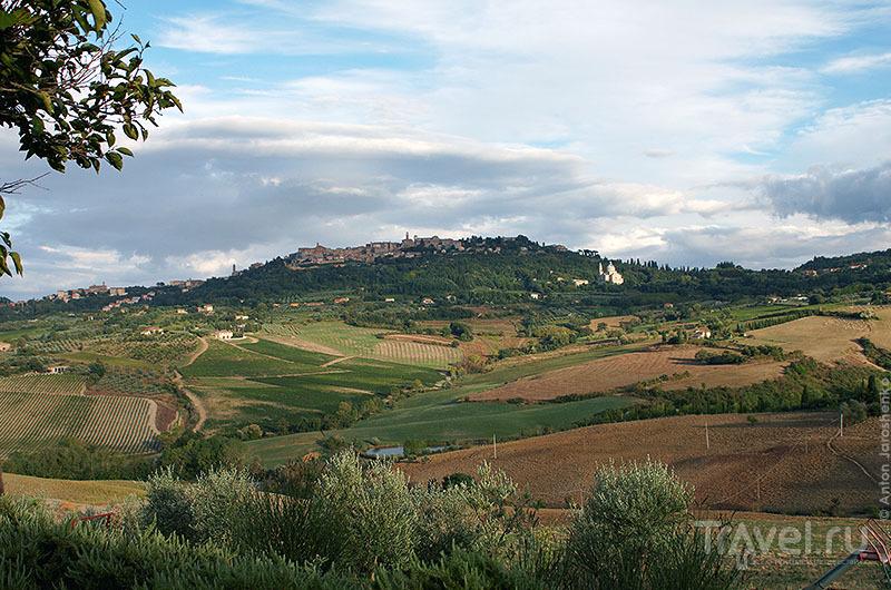 В Тоскане, Италия / Фото из Италии