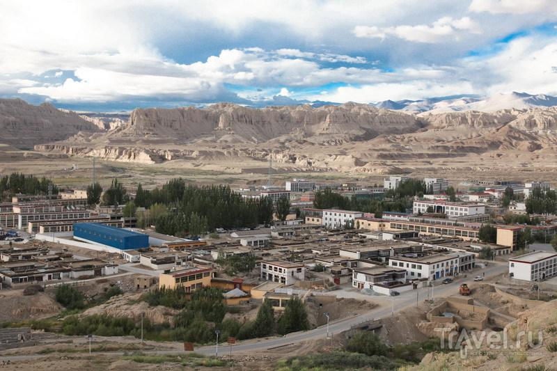 В Тибете, Китай / Фото из Китая