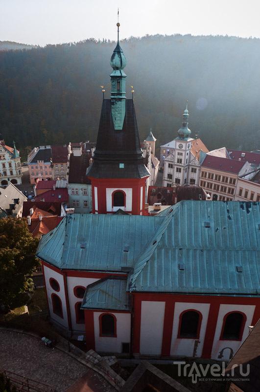 Костел Святого Вацлава в Локете, Чехия / Фото из Чехии