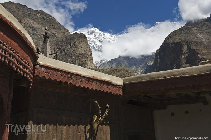 Ultar Peak, Пакистан / Фото из Пакистана