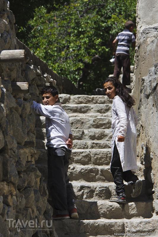 Пакистан. Каримабад / Фото из Пакистана