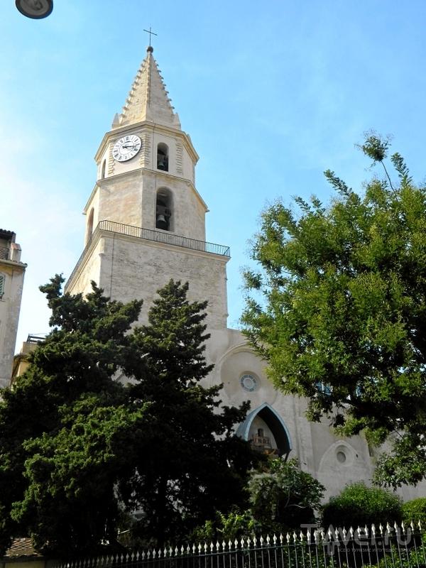 Церковь Нотр-Дам-дез-Аккуль в Марселе, Франция / Фото из Франции