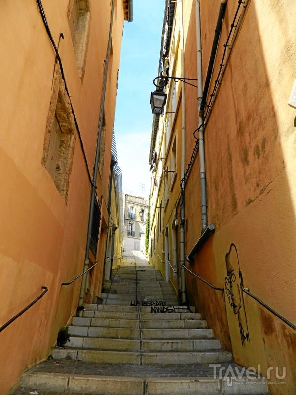 Район Панье (Le Panier) в Марселе, Франция / Фото из Франции